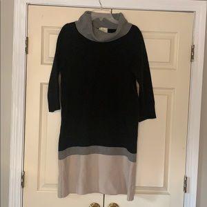 Kate spade sweater dress size large